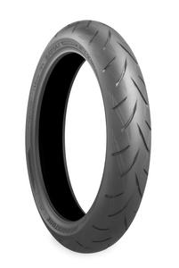 Bridgestone 005482 S21 Hypersport High Performance Front Tire - 120/70ZR-17