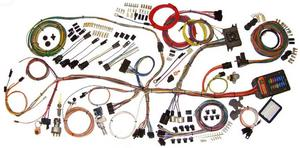 American Autowire Wiring System Nova 1962-67 Kit P/N 510140