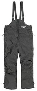 Rocket Snowgear Youth Storm Snowmobile Waterproof Snow Pants Bibs Black L