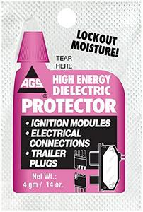 AGS High-Energy Dielectric Protector, Single-Use 4g pouches, pack of 25