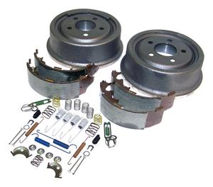 Crown Automotive 52005350KE Drum Brake Service Kit