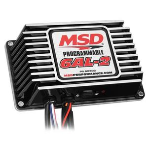 MSD 65303 6AL-2 Programmable Ignition Controller For In Street/Racing Appa