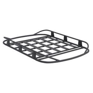 "Smittybilt 17185 SRC Roof Basket 50"" W x 70"" L For Use w/SRC Roof Racks Black"