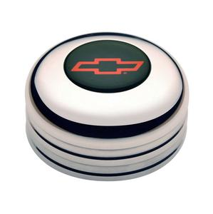 GT Performance Products GT3 Horn Button Bowtie Logo Polished P/N 11-1022