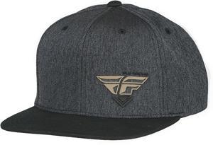 Fly Racing Adult Choice Black/Khaki Snapback Hat