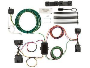 Blue Ox BX88325 EZ Light Wiring Harness Kit Fits 04-12 Canyon Colorado i-350