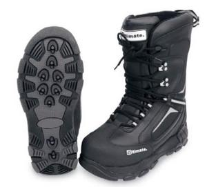Altimate Black Hawk Womens Boots (Black, 6)