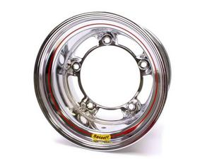 BASSETT Armor Edge 15x10 in Wide 5 Chrome Wheel P/N 50SR2C