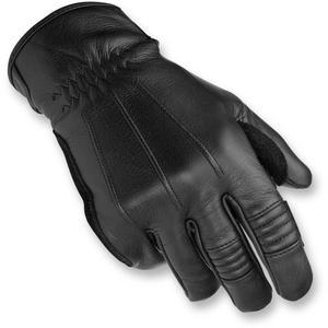 Biltwell Inc. Work Gloves (Black, X-Small)