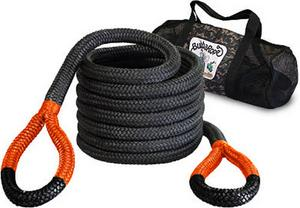 Bubba Rope Tow Rope 1-1/4 in OD 30 ft Long 52,300 lb Cap P/N 176720ORG