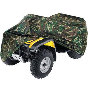 "HEAVY DUTY WATERPROOF ATV COVER FITS UP TO 99"" LENGTH SUPERIOR ATV COVERS 4-WHEELER 4X4 CAMOUFLAGE COLOR, POLARIS, SUZUKI, YAMAHA, KAWASAKI, HONDA, ATV COVER RANCHER, FOREMAN, FOURTRAX, RECON"