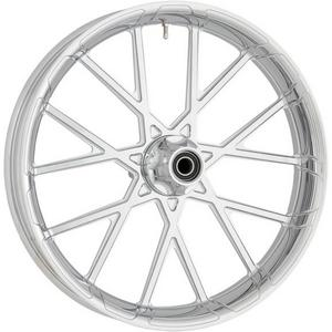 Arlen Ness 10102-205-6012 Procross Forged Aluminum Front Wheel - 23x3.5 - Chrome