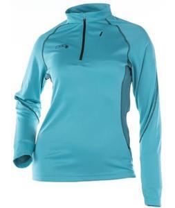 DSG Tech Womens Shirt (Blue, X-Small)