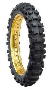 Duro 25-90618-100-TT HF906 Excelerator Rear Tire - 100/100-18