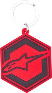 Alpinestars Ignition Keyfob Key Chain Red/Black 1015-94004-3010