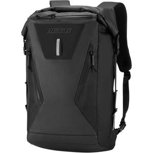 Icon 3517-0438 Dreadnaught Backpack - Black
