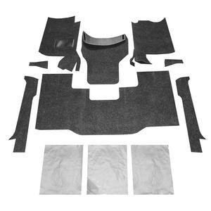 BedRug BRCYJ76F BedRug Floor Kit Fits 76-95 CJ7 Wrangler