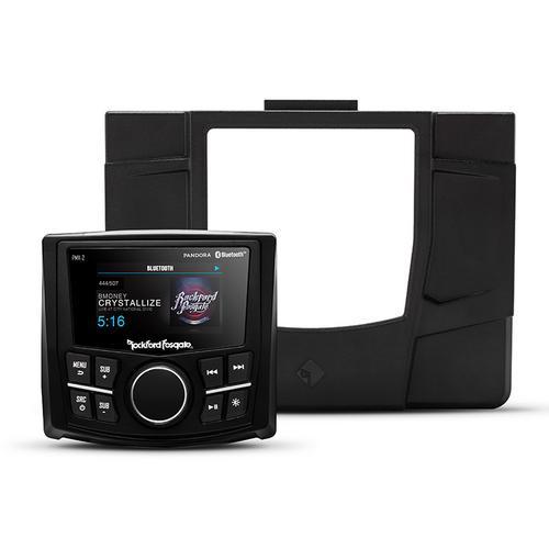 Rockford Fosgate RZR-STAGE 1 Audio Kit for Select Polaris RZR ATV's