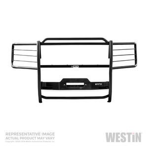 Westin 40-93835 Sportsman Winch Mount Grille Guard Fits 15-18 F-150