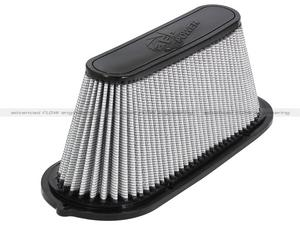 aFe Power 11-10118 MagnumFLOW OE Replacement PRO DRY S Air Filter Fits Corvette