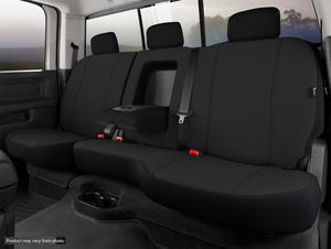 Fia SP87-62 BLACK Seat Protector Custom Seat Cover