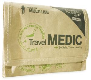 Adventure Medical Kits 0130-0417 Travel Medic Kit