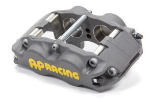 AP BRAKE Clear Anodize 4 Piston Brake Caliper P/N 1902800