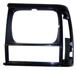 Crown Automotive 55054931 Headlamp Bezel Fits 93-96 Cherokee (XJ)