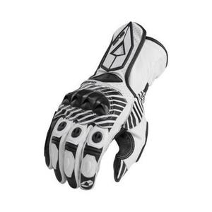 EVS Misano Sport Glove (White, Small)