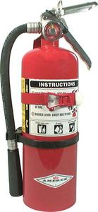 Allstar Performance 5 lbs ABC Rated Red Fire Extinguisher P/N 10502