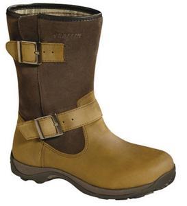 Baffin Inc Danka Womens Boots Worn Brown (Brown, 6)