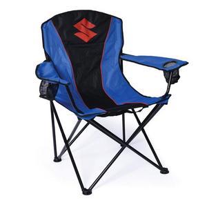 Factory Effex 19-46400 Camping Chair - Suzuki