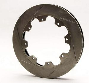 AFCO RACING PRODUCTS 11.750 in OD Slotted Pillar Vane Brake Rotor P/N 6640107