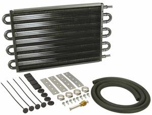 DERALE 16-5/8 x 10-1/4 x 3/4 in Automatic Trans Fluid Cooler Kit P/N 13204