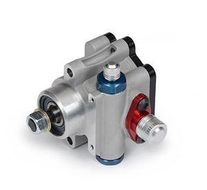 KRC Universal Natural Aluminum Pro-Series III Power Steering Pump P/N 29116811