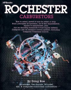 HP Books Rochester Carburetors P/N HP014