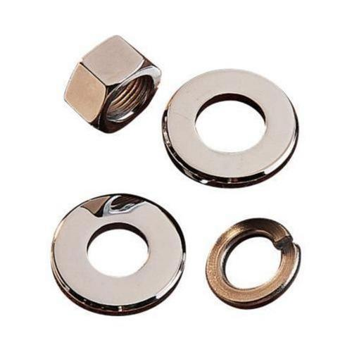 Colony 9692-4 Rear Axle Nut and Washer Kit - Parkerized