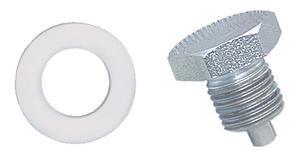 Moroso Magnetic Drain Plug 1/2-20 in Thread P/N 97000