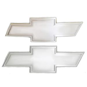 All Sales 96128P Grille And Tailgate Emblem Set