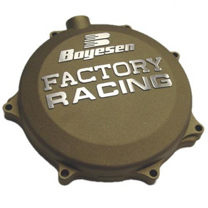 Boyesen Factory Clutch Cover Magnesium For Kawasaki KX 450 F 2016-2017