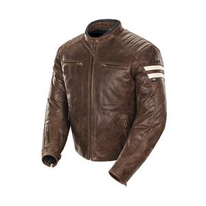 Joe Rocket ADULT Classic '92 Jacket Brown M Medium