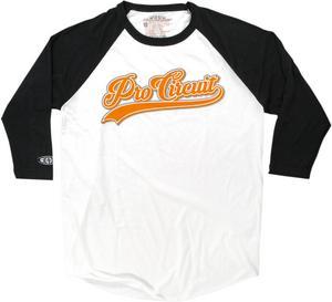 Pro Circuit 2016 Adult Sandlot Raglan Shirt 3/4  XL