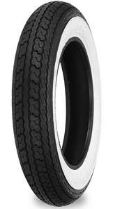 Shinko 87-4253 SR550 Classic Scooter Front/Rear Tire - 3.50-10 WW