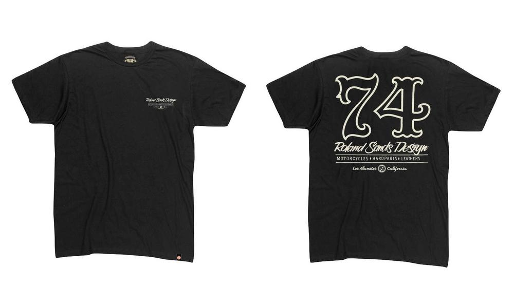 RSD Seventy Four Tee (Black, Medium)