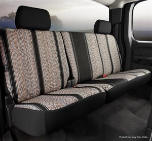 Fia TR42-52 BLACK Wrangler Custom Seat Cover Fits 19 1500