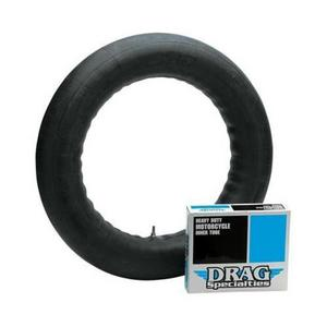 Drag Specialties DS181228 Inner Tube - 5.00in. x 15in. Side Rubber Valve