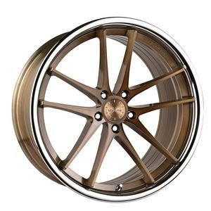 "20"" VERTINI RF1.5 FORGED BRONZE CONCAVE WHEELS RIMS FITS LEXUS GSF"