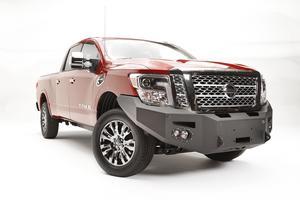 Fab Fours NT16-F3751-1 Premium Winch Front Bumper Fits 16-18 Titan XD