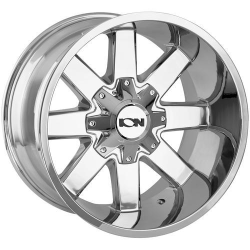 "Ion 141 20x9 8x6.5""/8x170 +0mm Chrome Wheel Rim 20"" Inch"