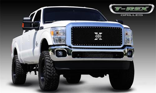 T-Rex Grilles 6715461 X-Metal Series Studded Mesh Grille